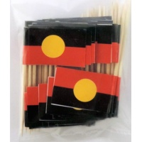 aboriginal_flag_toothpicks