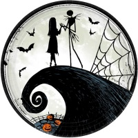 the_nightmare_before_christmas_23cm_plates